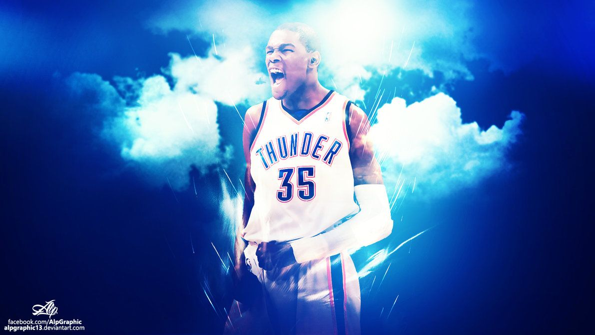 1191x670 KEVIN DURANT Wallpaper. by AlpGraphic13 on DeviantArt