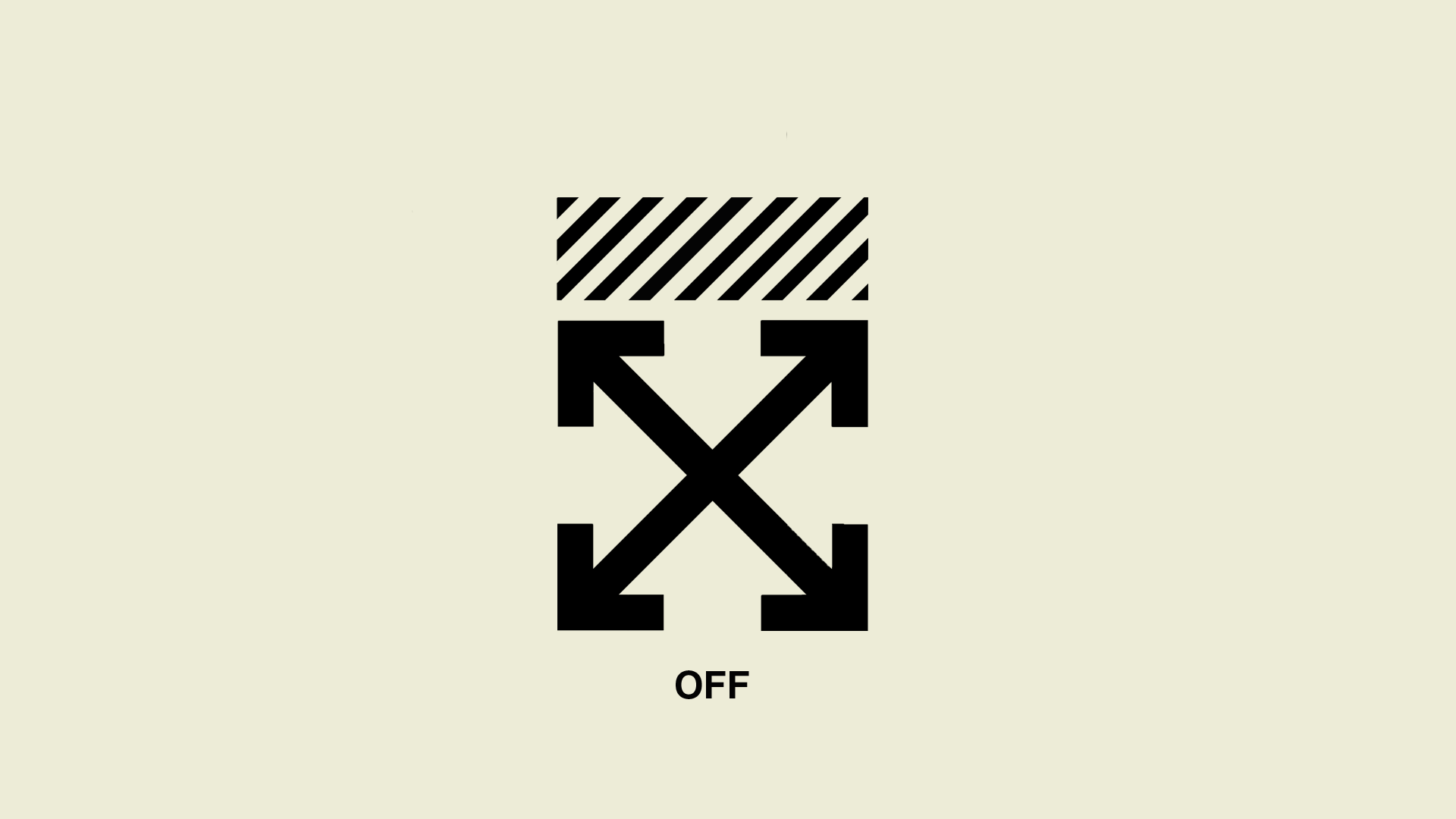 1920x1080 An album of a bunch of Off-White desktop wallpapers, all made ...