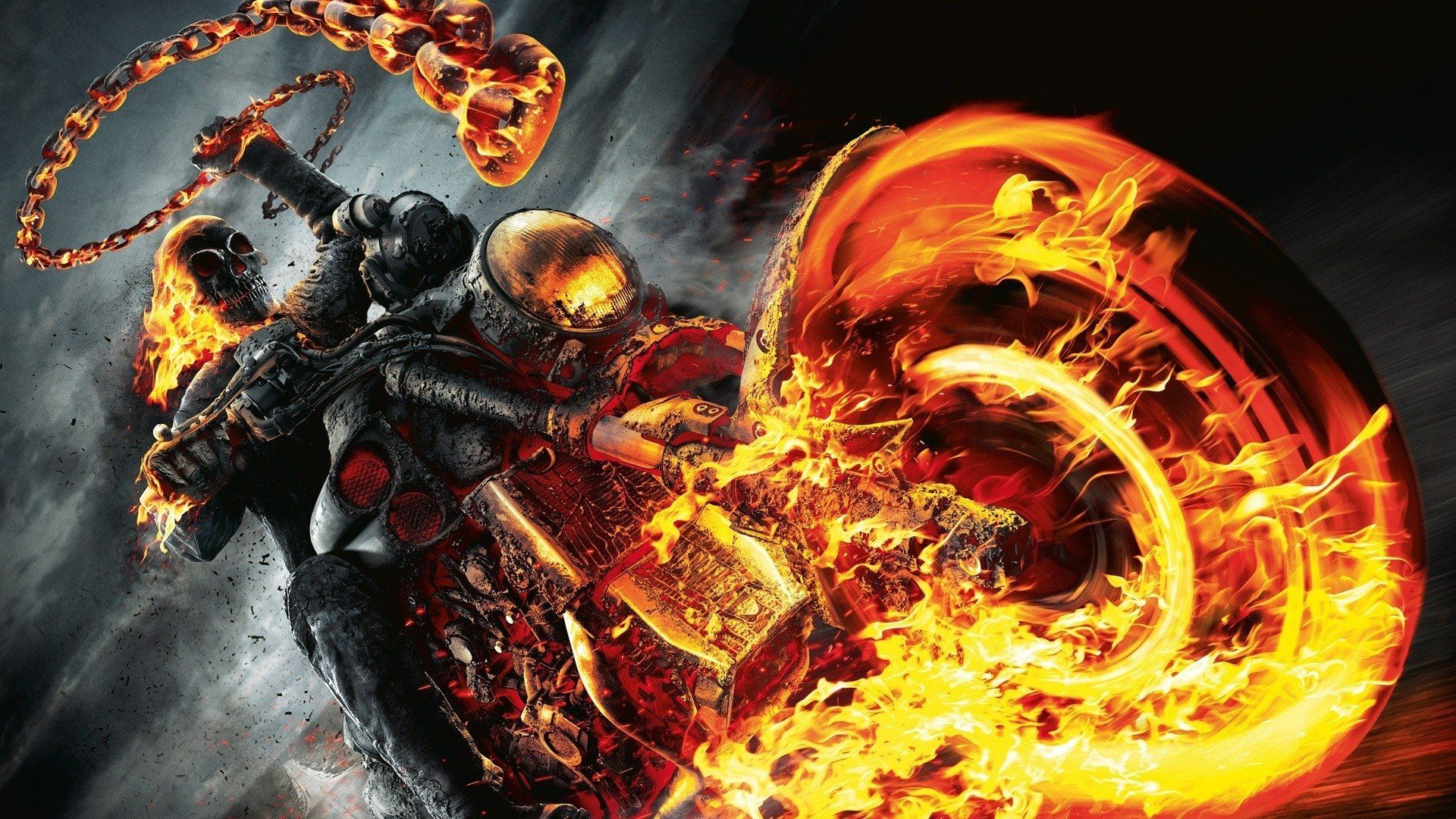 1920x1080 141 Ghost Rider HD Wallpapers | Background Images - Wallpaper Abyss