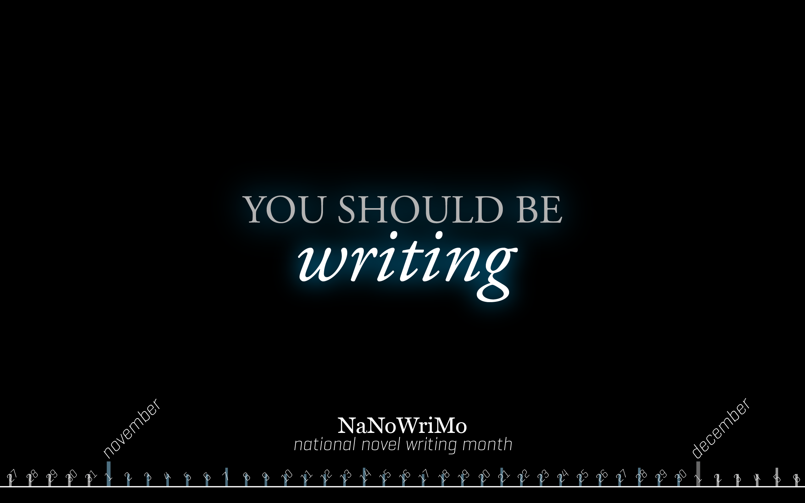 2560x1600 NaNoWriMo wallpaper by texnical-reasons on DeviantArt
