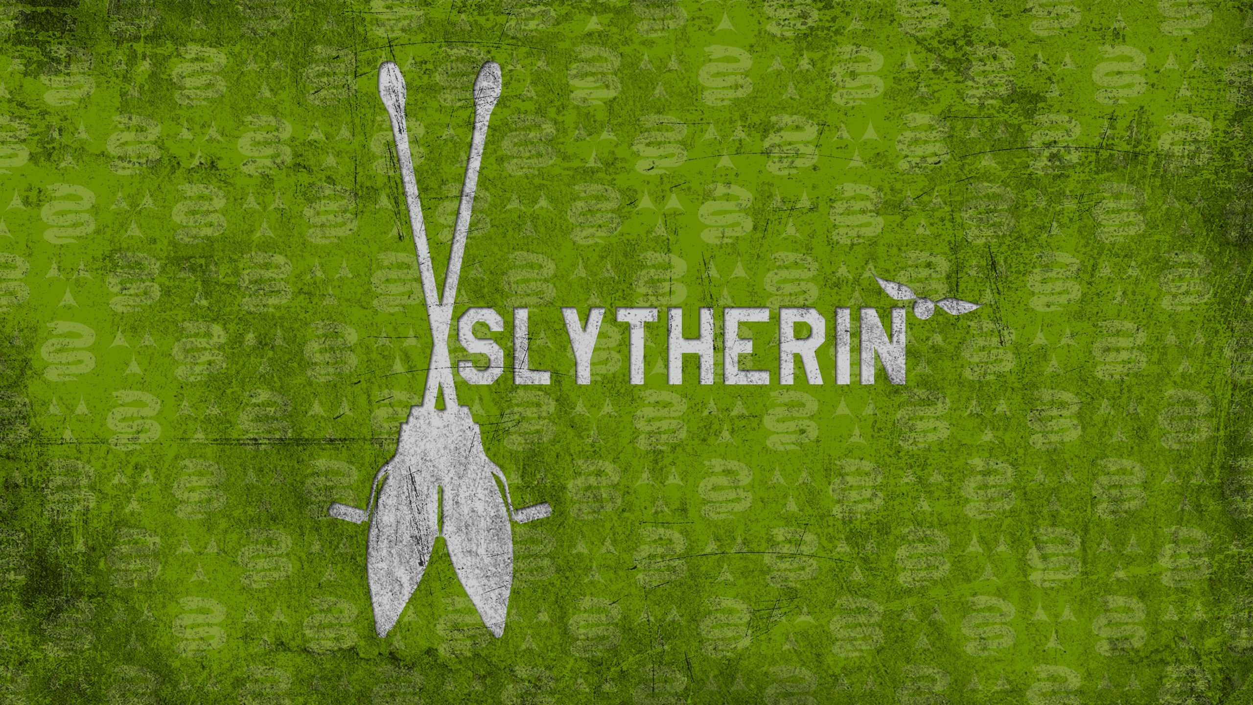 2560x1440 Slytherin wallpapers HD for desktop backgrounds