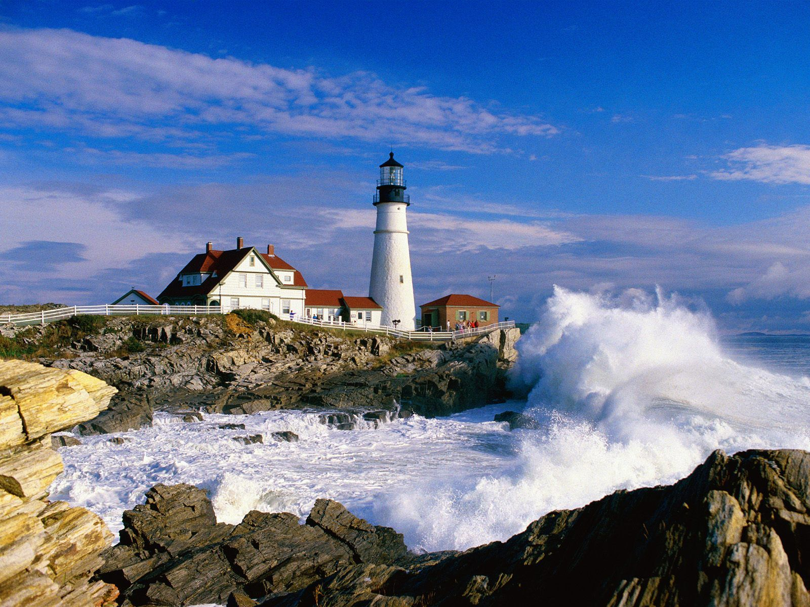 1600x1200 TI:212 - Maine Scenery Wallpaper, Maine Scenery HD Pictures - 35 ...