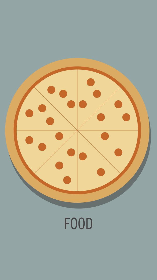 670x1191 Pizza - IphoneAndroid Wallpaper by rainorth on DeviantArt
