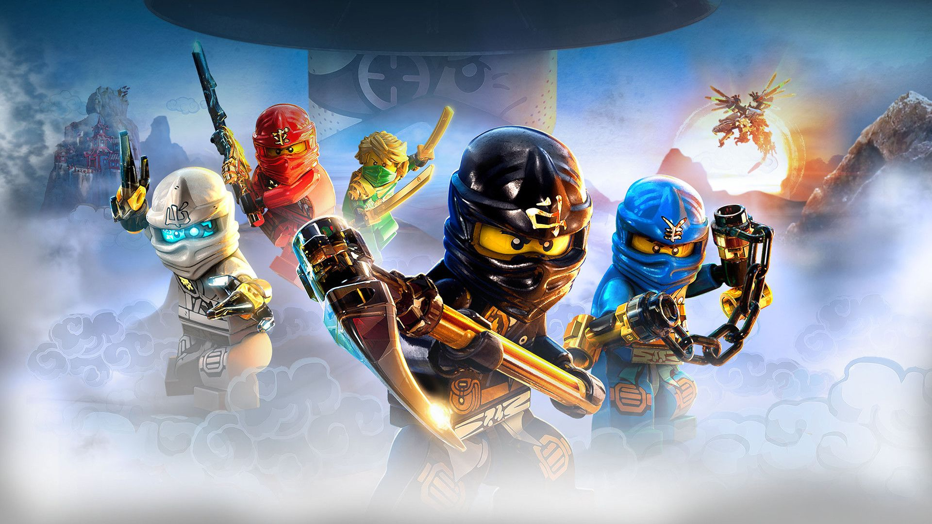 1920x1080 Ninjago Wallpapers (the best 76+ images in 2018)