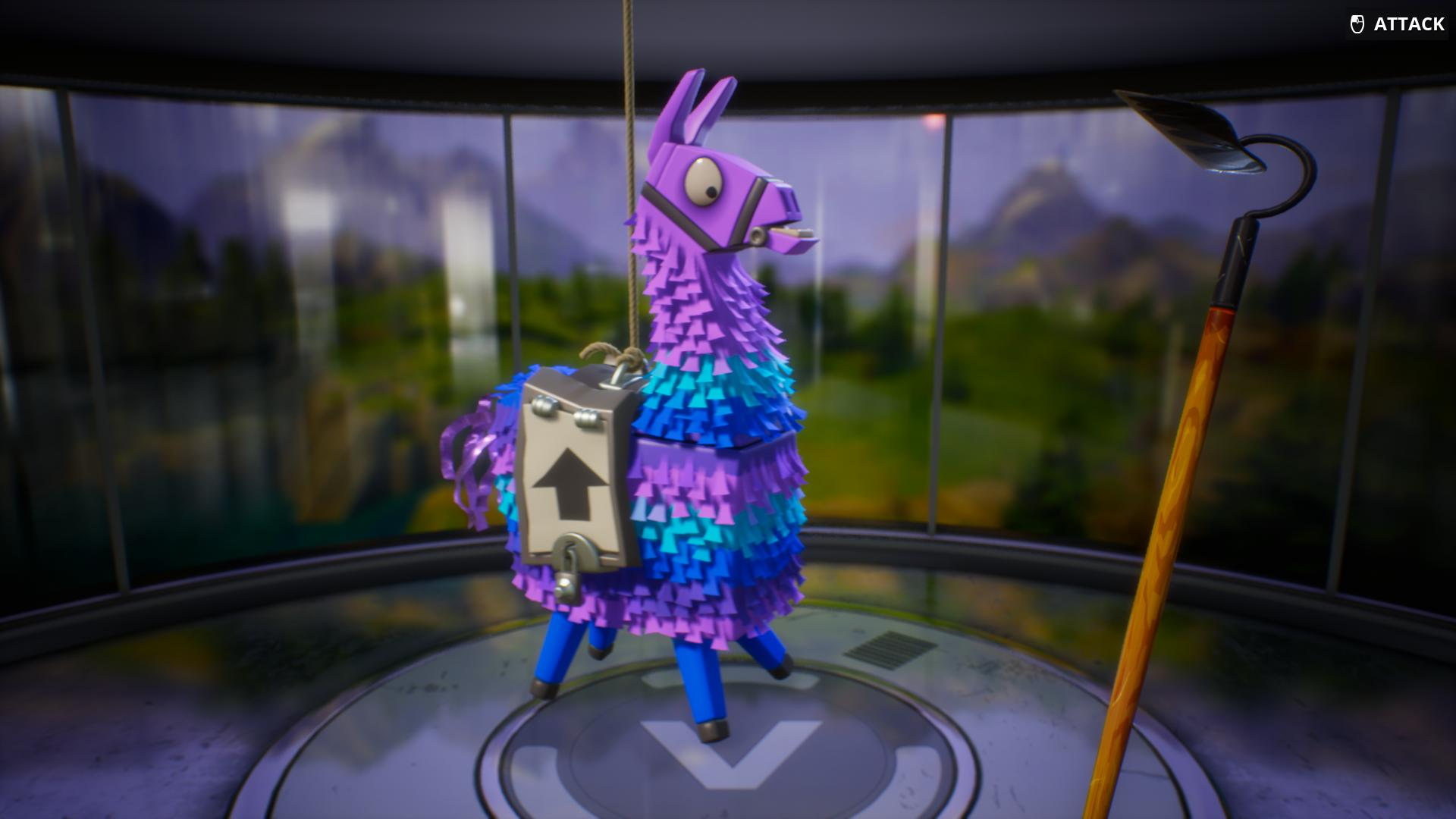 1920x1080 Fortnite's community is already at odds over loot crates (update ...