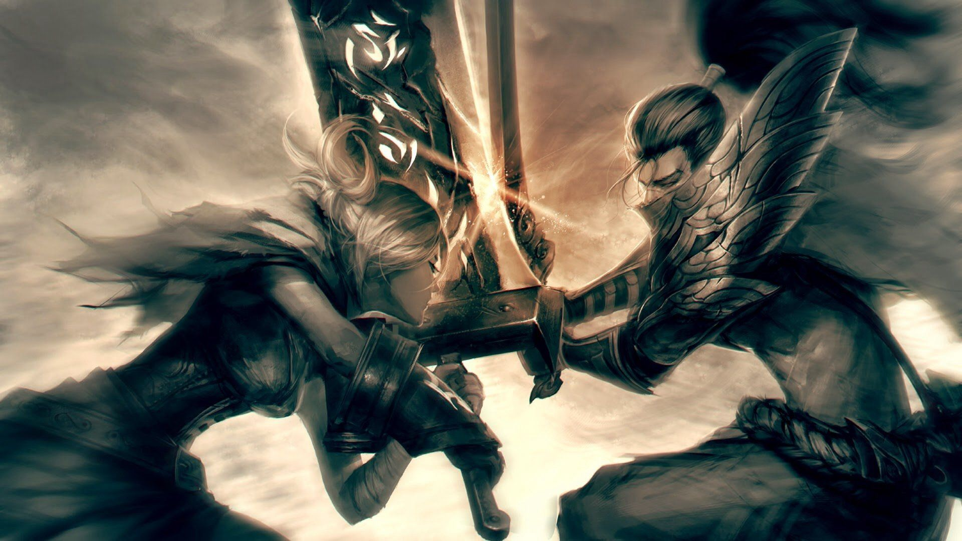 1920x1080 3528 League Of Legends HD Wallpapers | Background Images - Wallpaper ...