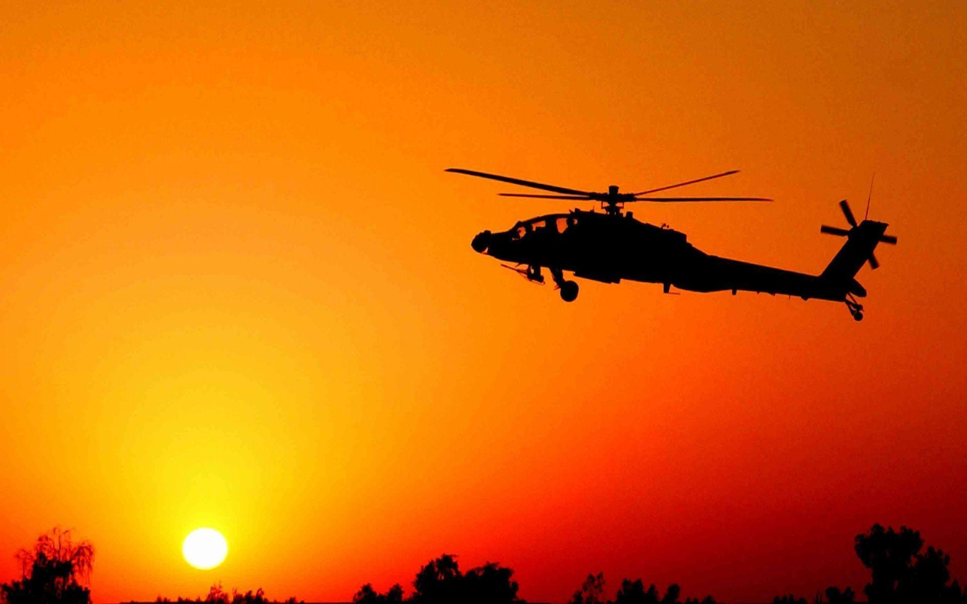 1920x1200 Apache Helicopter Wallpapers