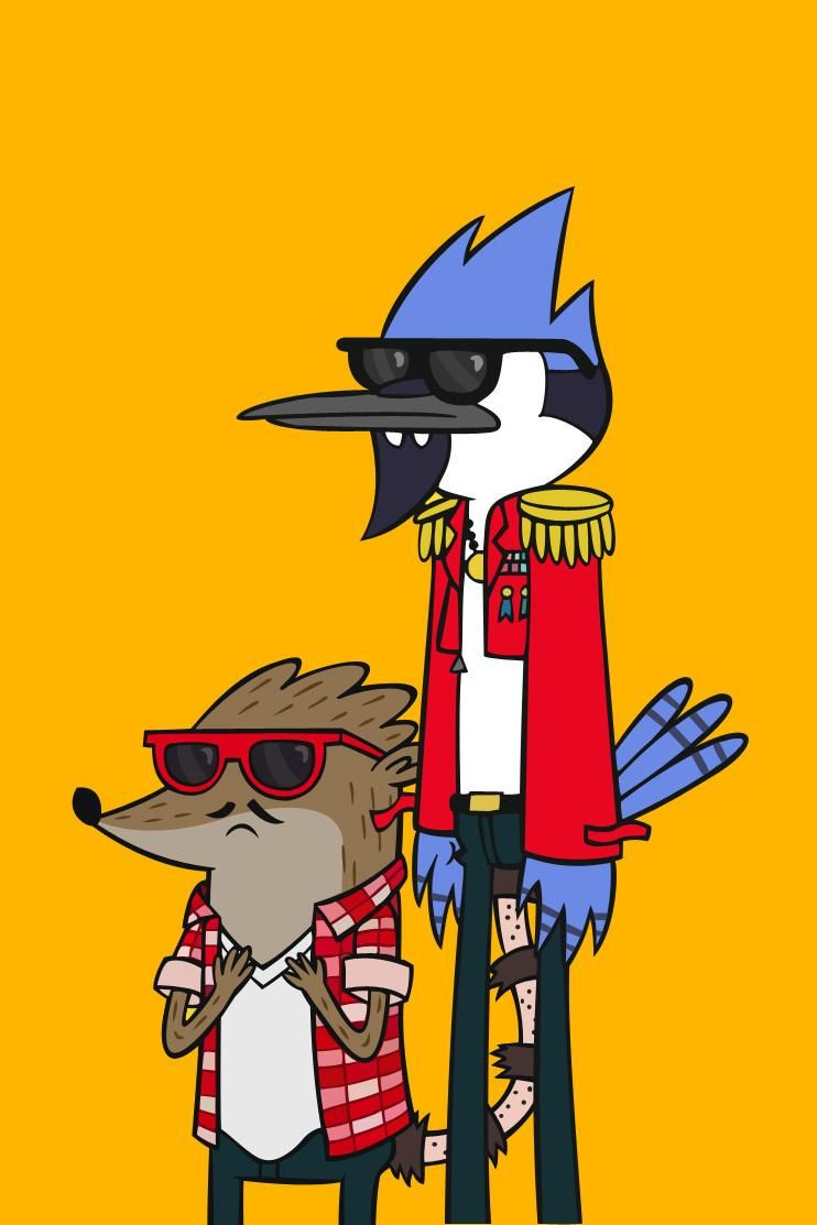 742x1113 Regular Show wallpaper by Didiluv - 7c - Free on ZEDGE™