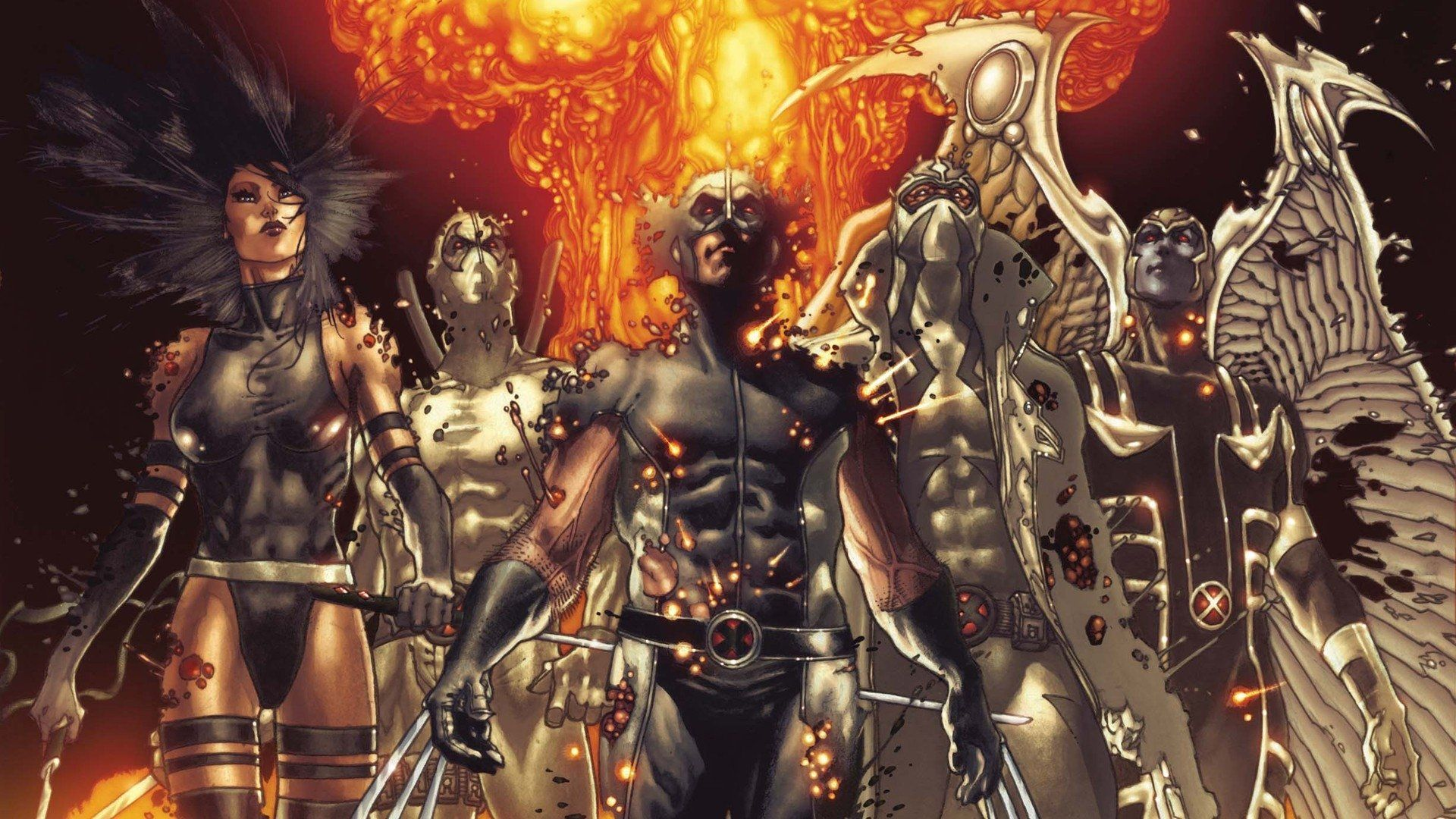 1920x1080 1 Fear Itself: Uncanny X-Force HD Wallpapers | Background Images ...