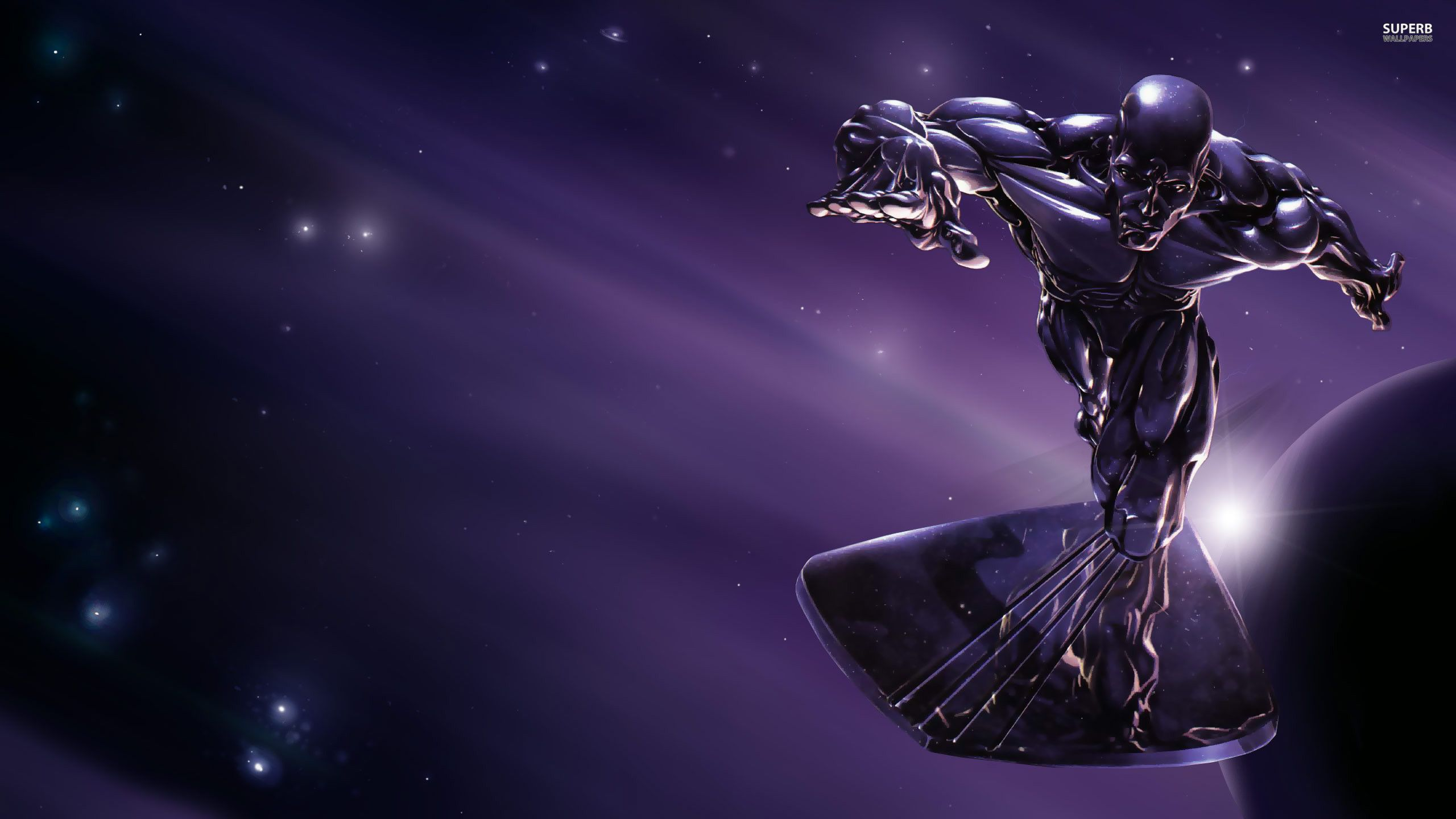 2560x1440 Silver Surfer Wallpaper (50+ images)