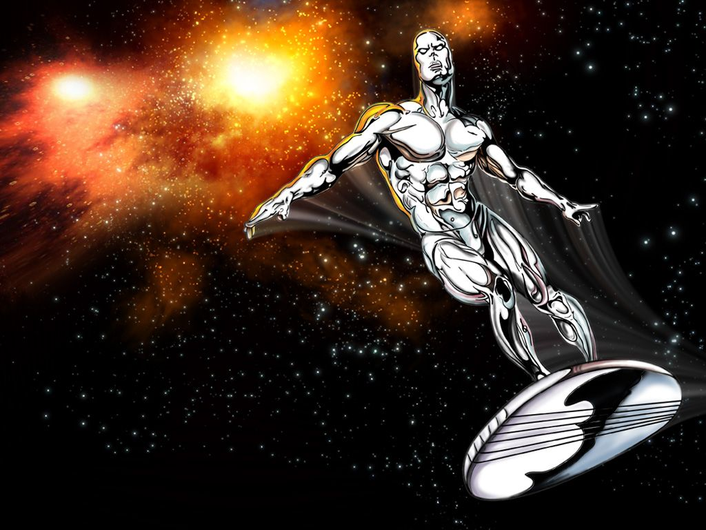 1024x768 1024x768 Silver Surfer Browser Themes & Desktop Pictures ...