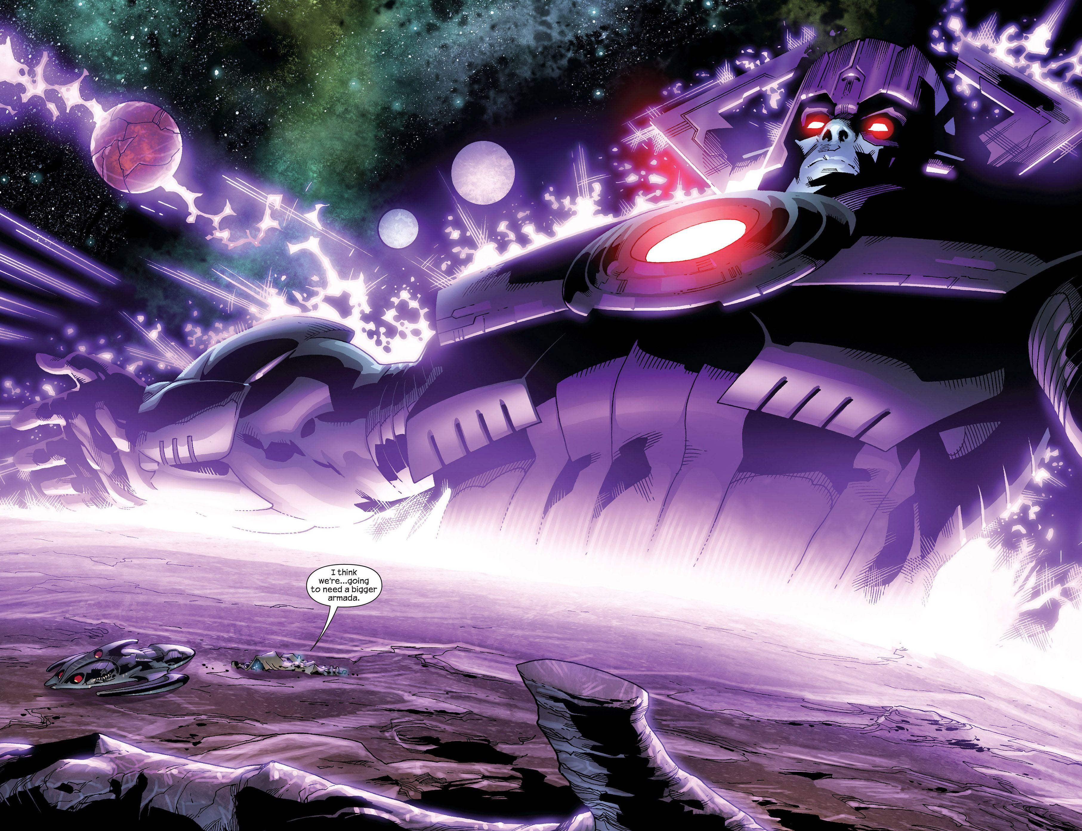 3627x2788 46 Galactus HD Wallpapers | Background Images - Wallpaper Abyss