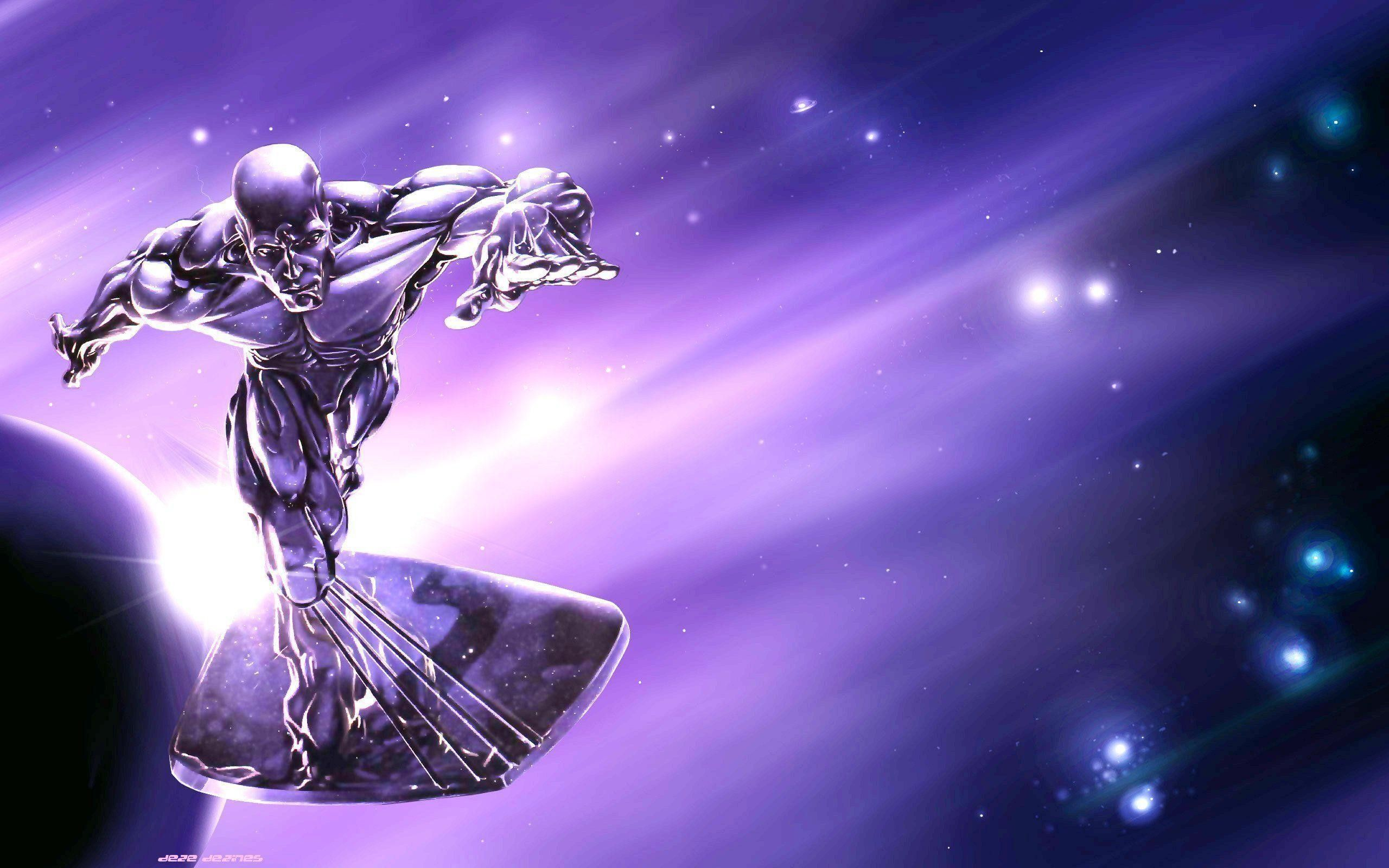 2560x1600 Silver Surfer Wallpaper (50+ images)