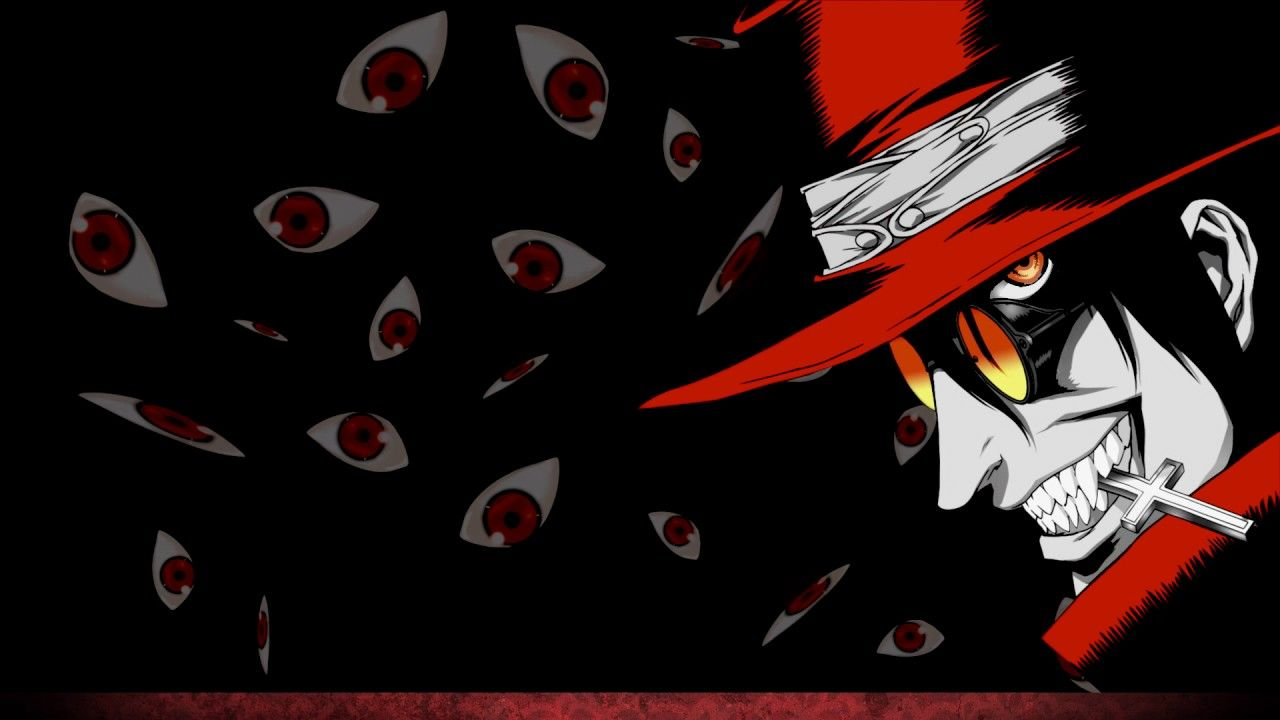 1280x720 Hellsing with Wallpaper Engine - YouTube