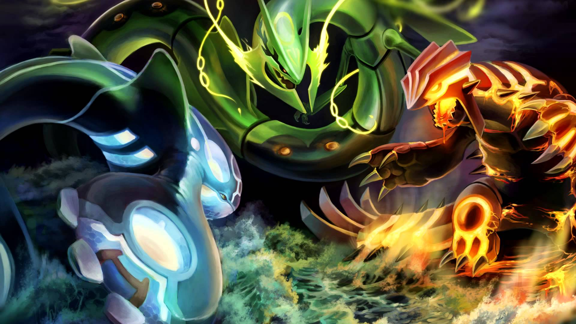 1920x1080 Epic Pokemon Wallpaper Photos Legendary Of Desktop Full Hd Pics ...