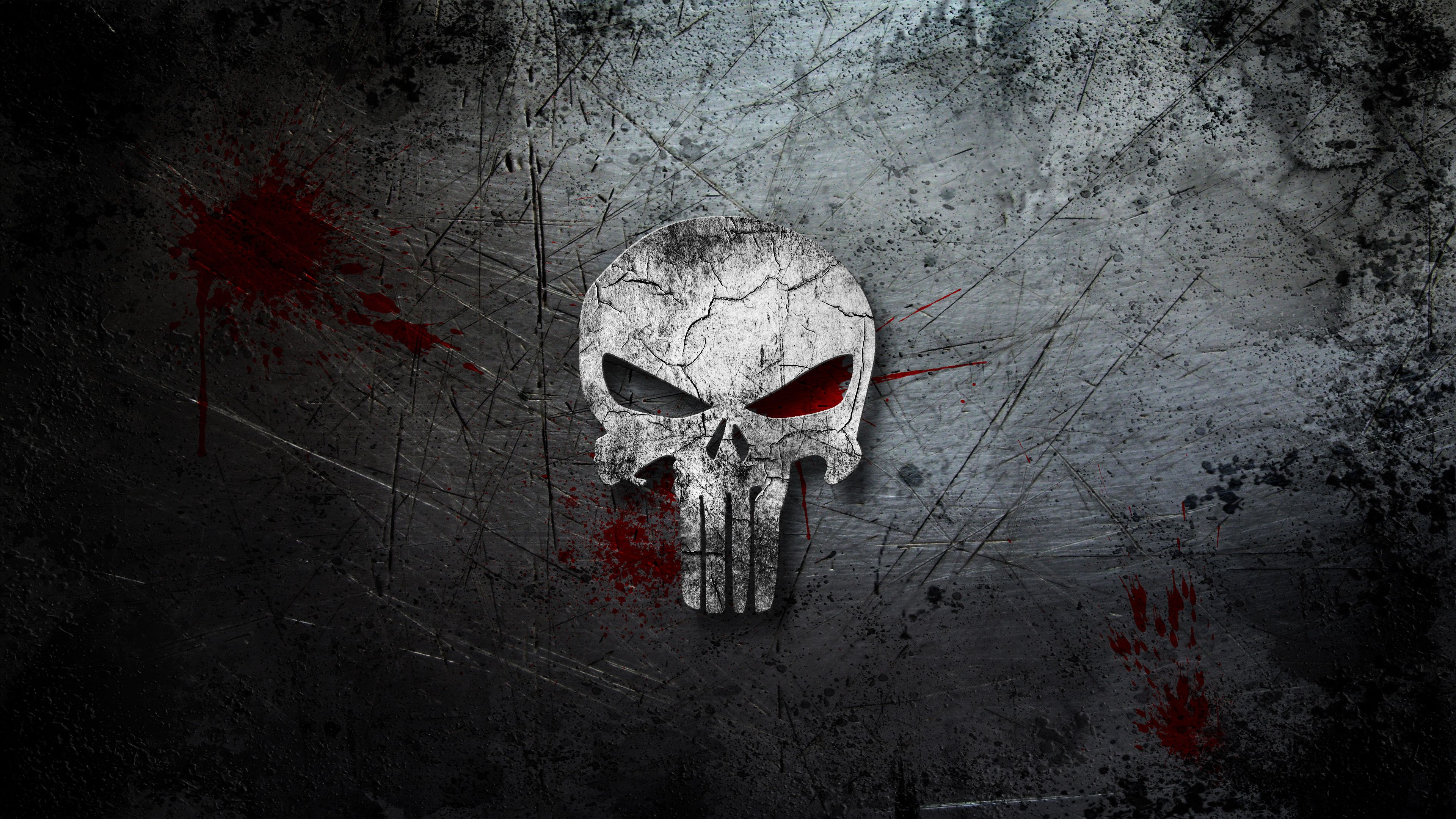 3840x2160 170 Punisher HD Wallpapers | Background Images - Wallpaper Abyss