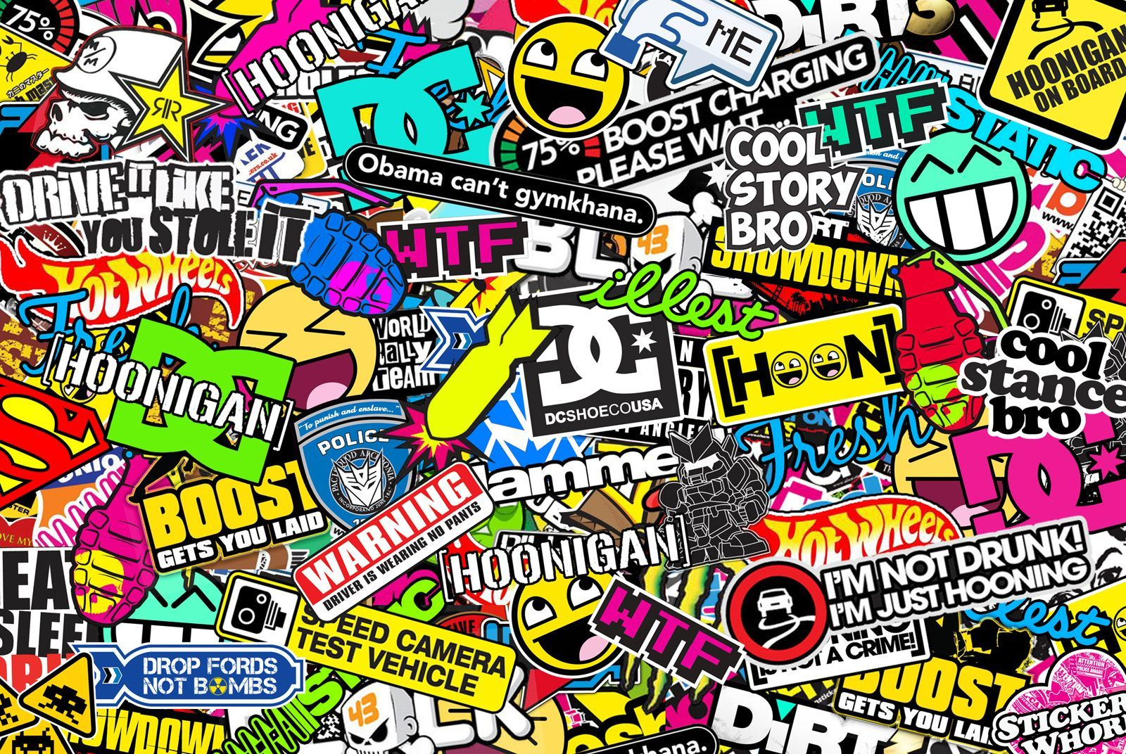 1600x1072 Trukfit Wallpapers