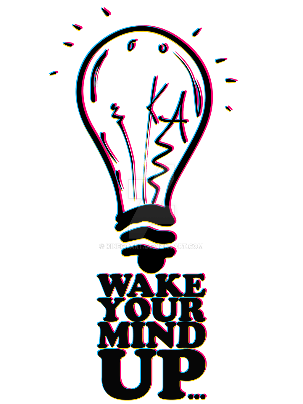 1024x1365 Wake Your Mind Up by KinectArt on DeviantArt