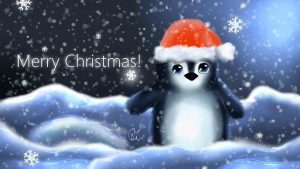 Cute Christmas Penguin Wallpapers – Top Free Cute Christmas Penguin Backgrounds