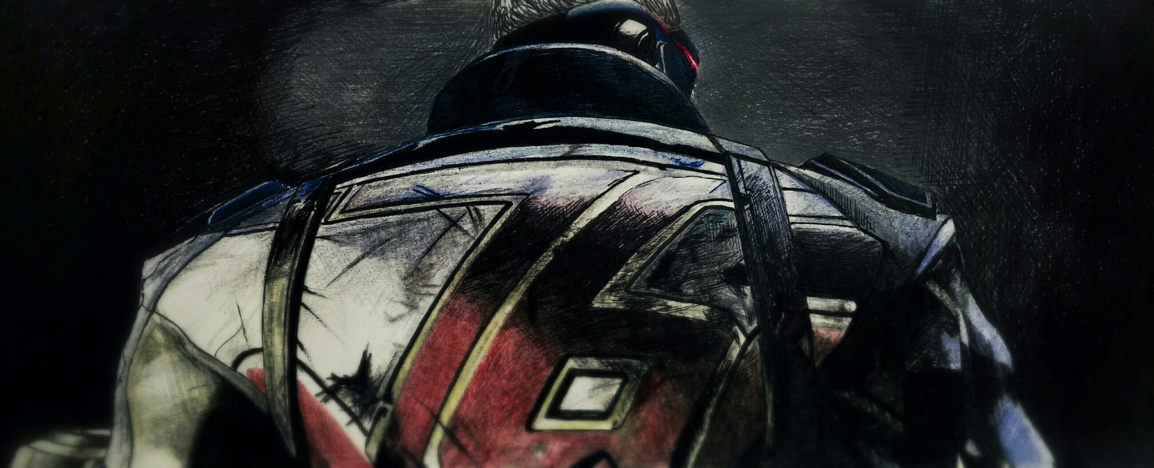 3752x1524 78 Soldier: 76 (Overwatch) HD Wallpapers | Background Images ...