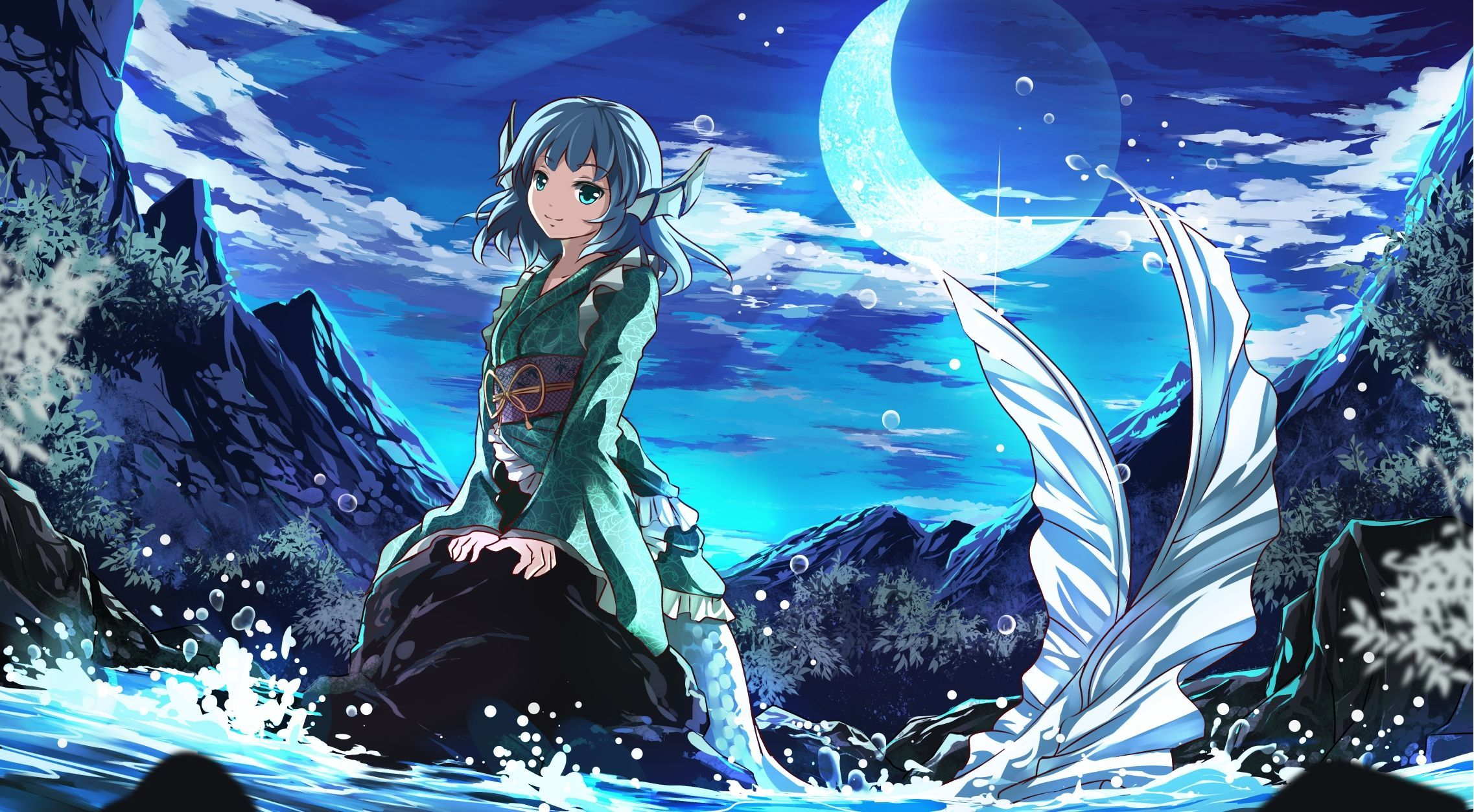 2274x1254 Pin by Maribel on Touhou | Pinterest | Wallpaper