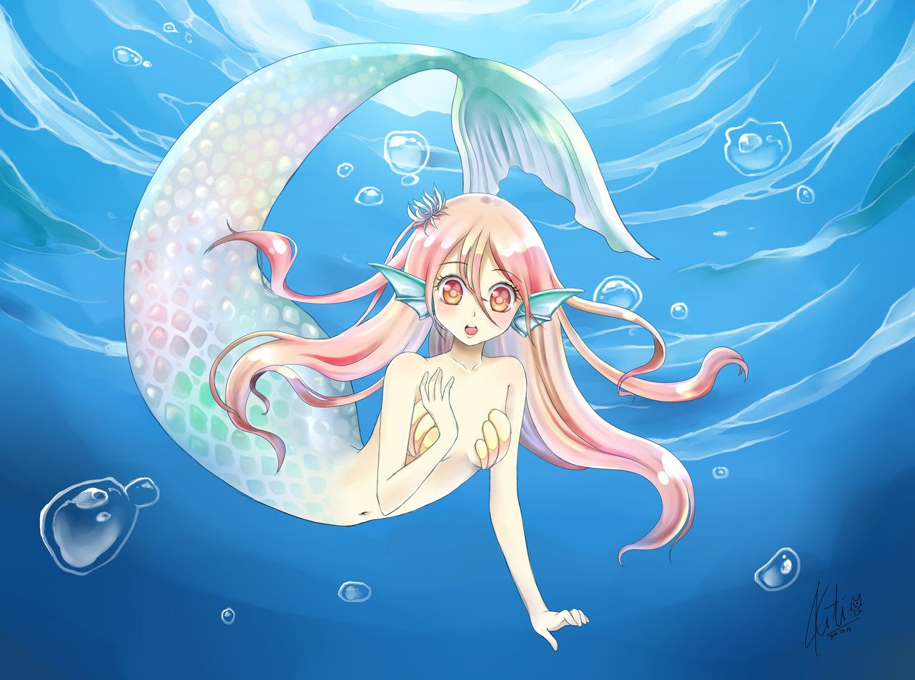 1280x952 Anime Mermaid/ Merman RP - Google+
