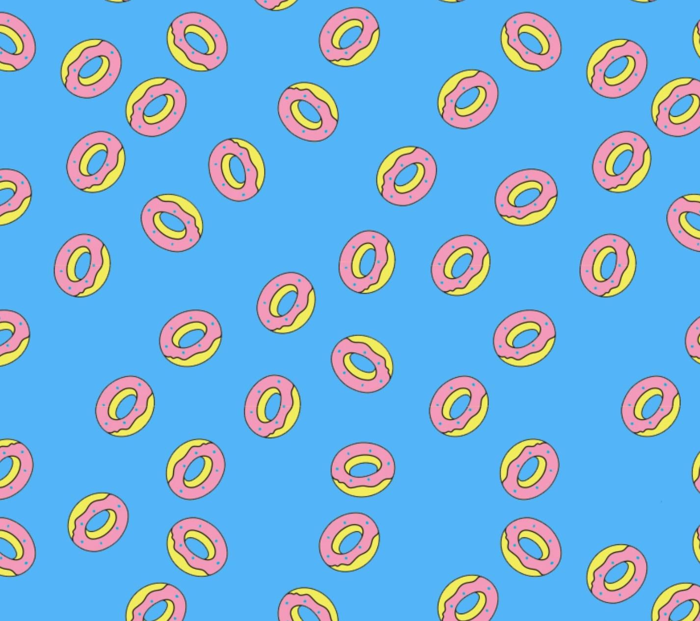 1426x1266 Odd Future Donuts Wallpaper by Trixie50 - c6 - Free on ZEDGE™