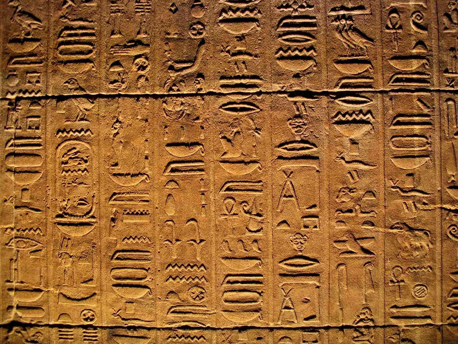 1600x1200 Egyptian Hieroglyphics Wallpapers | Egypt ...