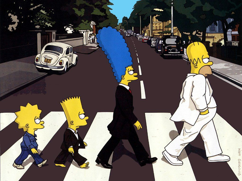 1920x1440 388 The Simpsons HD Wallpapers | Background Images - Wallpaper Abyss