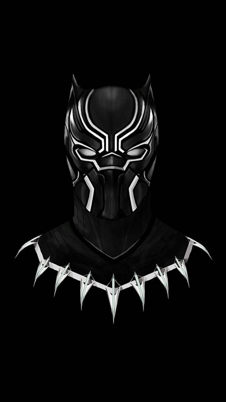 720x1280 Black panther | Wallpapers | Black panther marvel, Black ...
