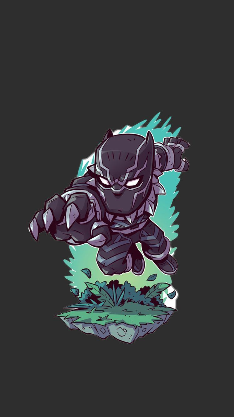 748x1330 Black Panther, Superhero, Marvel Comics HD Wallpapers ...