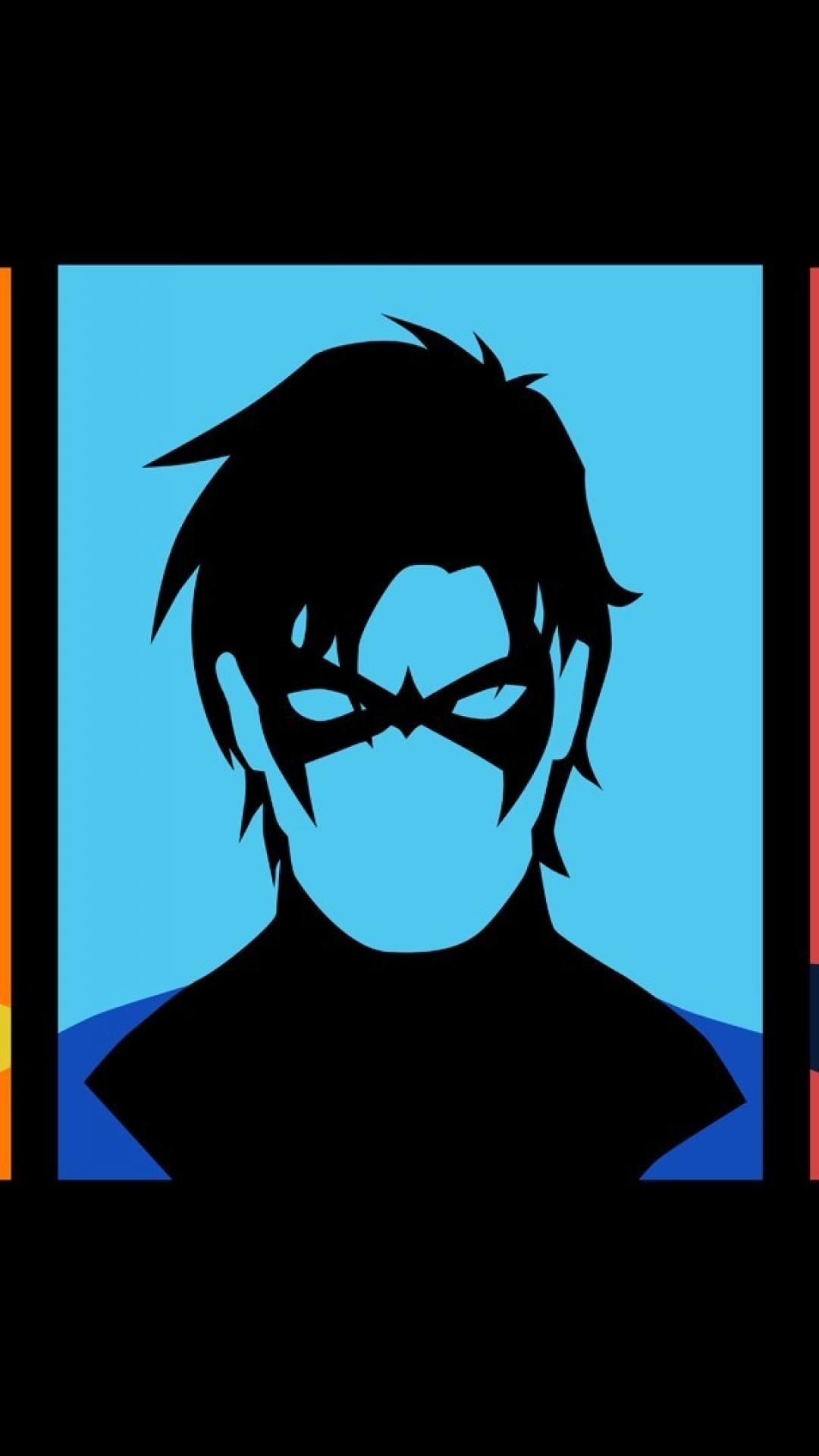 1080x1920 Batman robin dc comics nightwing wallpaper | (21695)