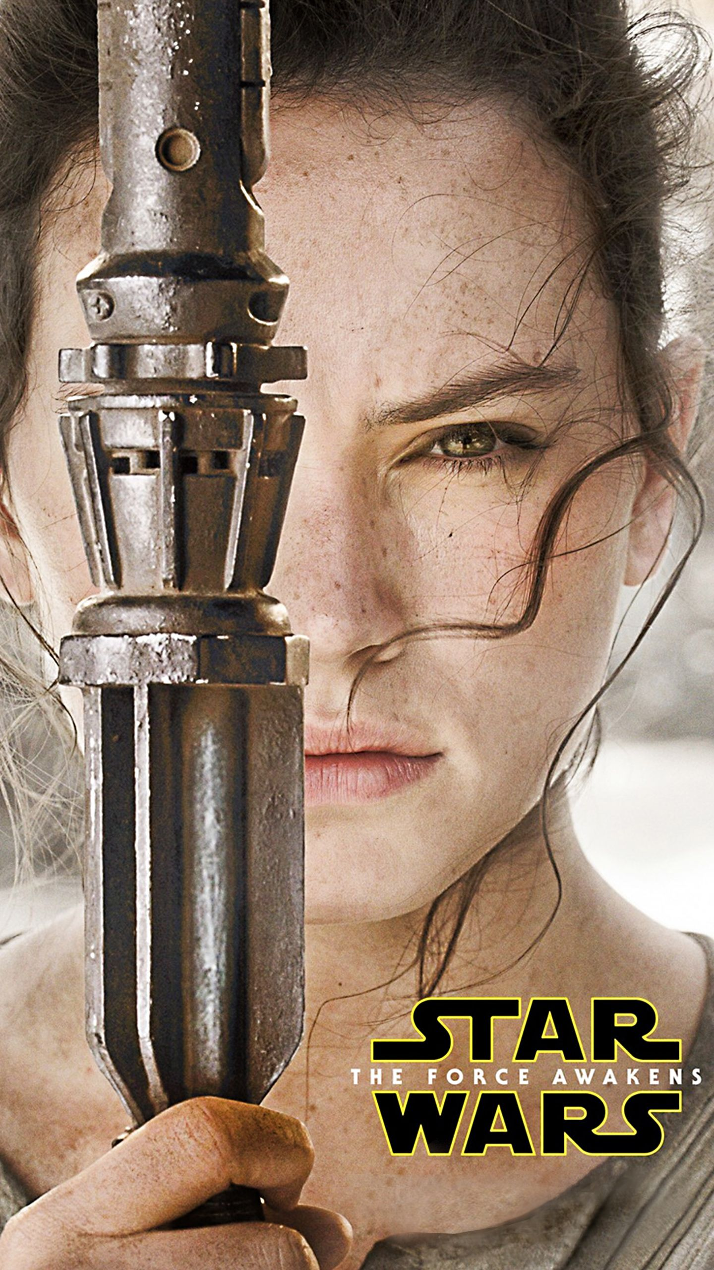 1440x2560 Rey Star Wars 7 The Force Awakens Smartphone Wallpaper | Gallery ...