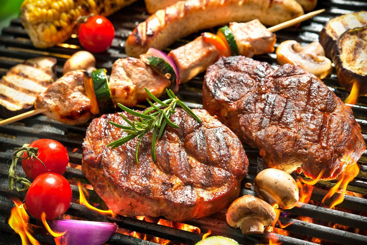 1200x800 4th July Barbecue HD Wallpaper | Food Wallpapers