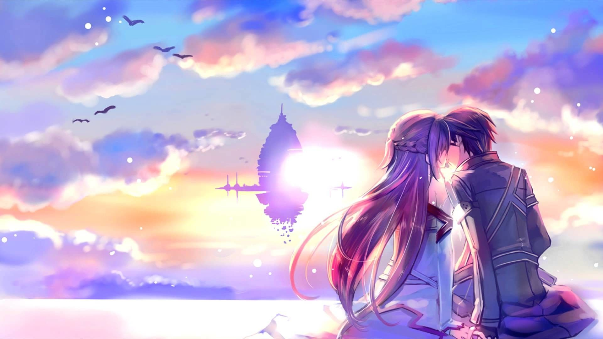 1920x1080 Romantic Anime Wallpapers (64+ images)