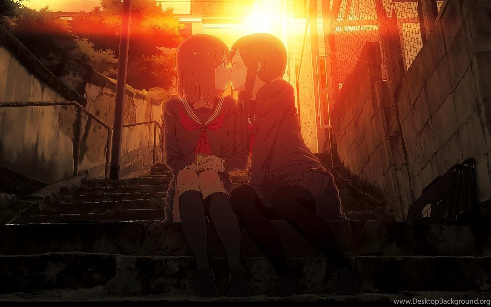 1920x1200 Anime Romance Wallpapers Desktop Background