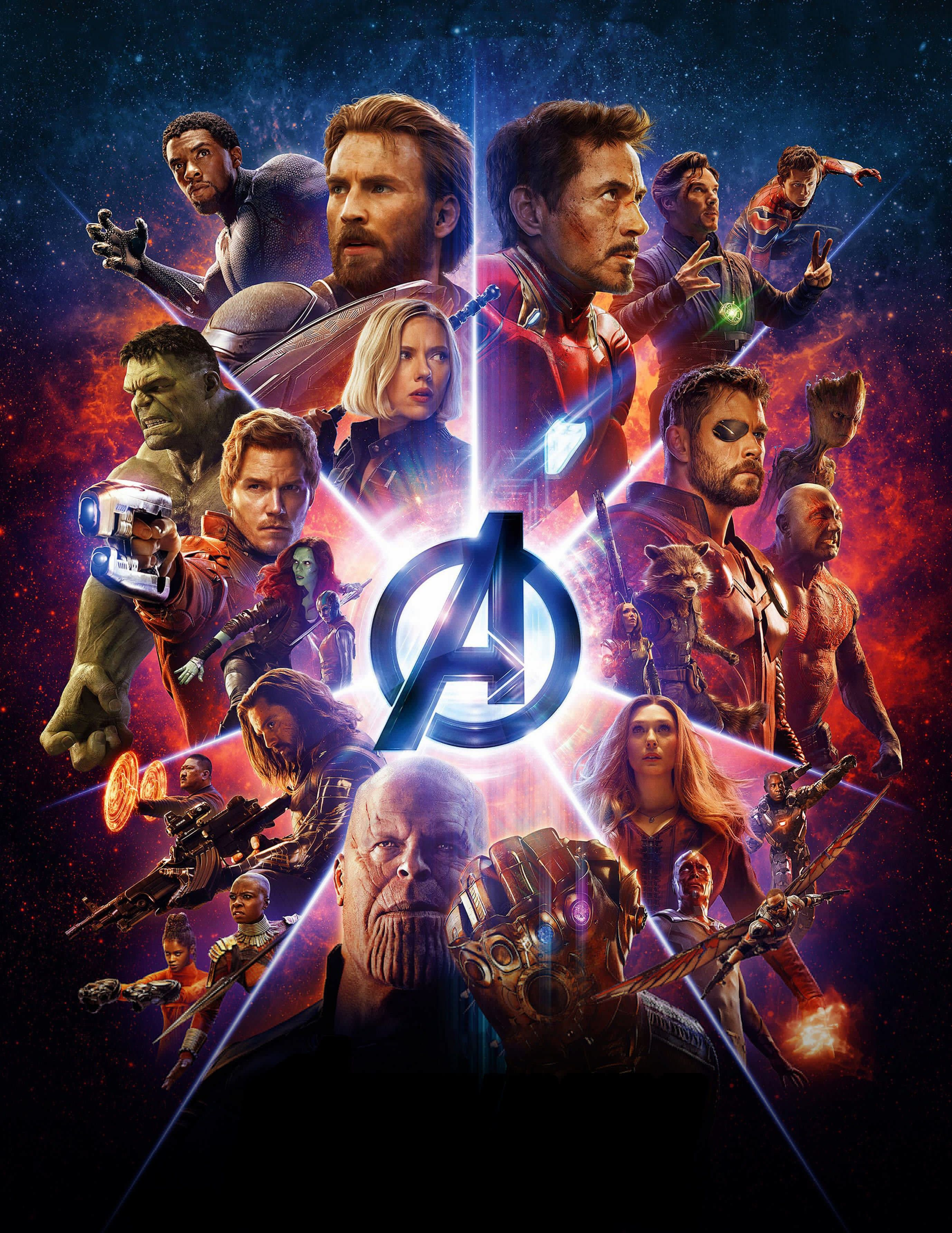 2755x3567 Avengers Infinity War: Wallpapers Collection – Wallpapers For Tech