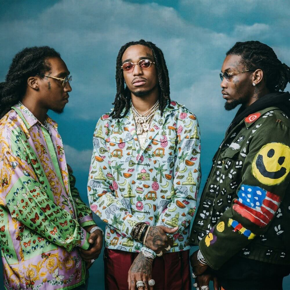1000x1000 Migos Way of life II First Week Sales Projections - Entertainment ...