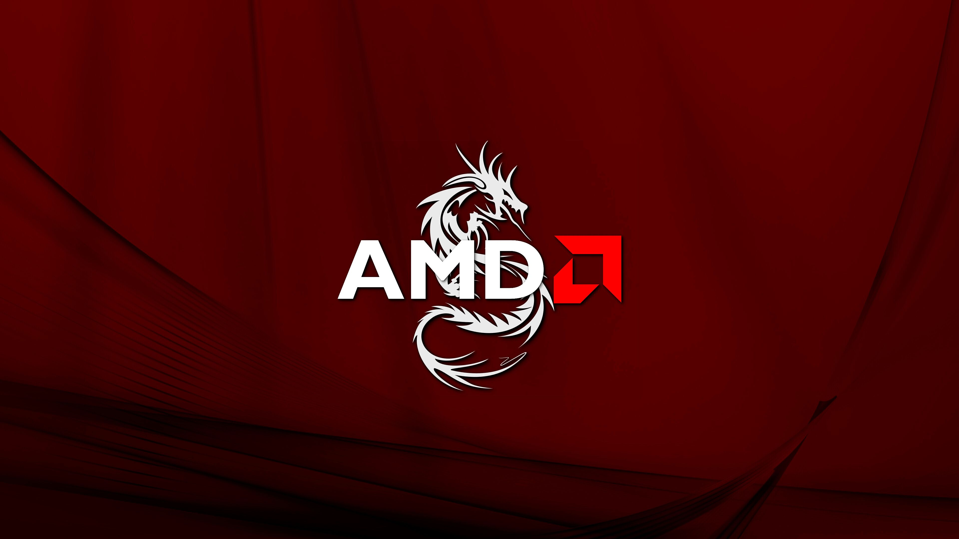 3840x2160 By request, I made a 4K AMD Wallpaper (3840x2160) : Amd