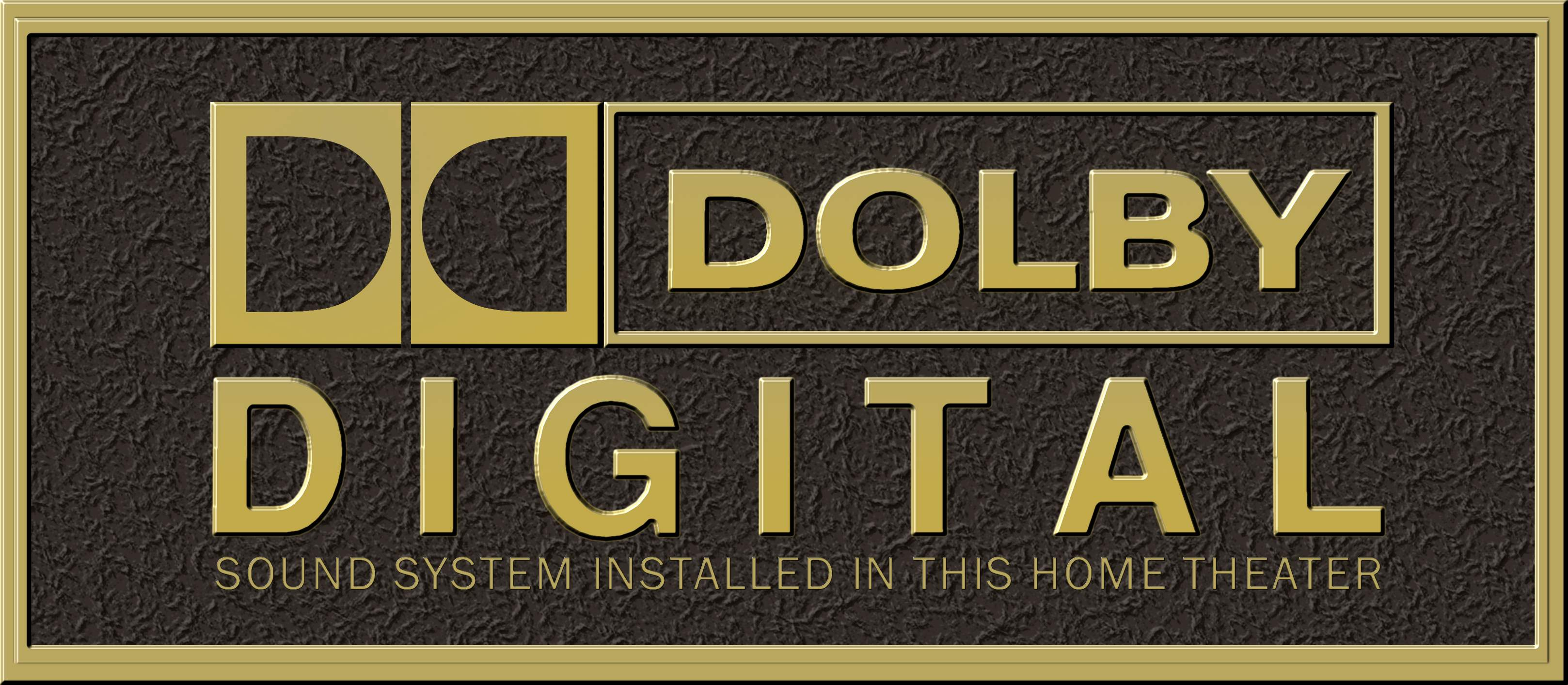 3235x1414 Make you BeoCinema perfect with DOLBY plaques -
