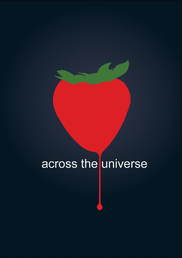 751x1063 Across the Universe Poster by mademoiselle-art on DeviantArt