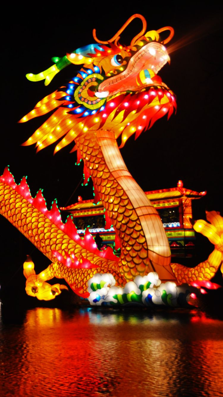 750x1334 Chinese New Year Iphone Wallpaper – Merry Christmas And Happy New ...