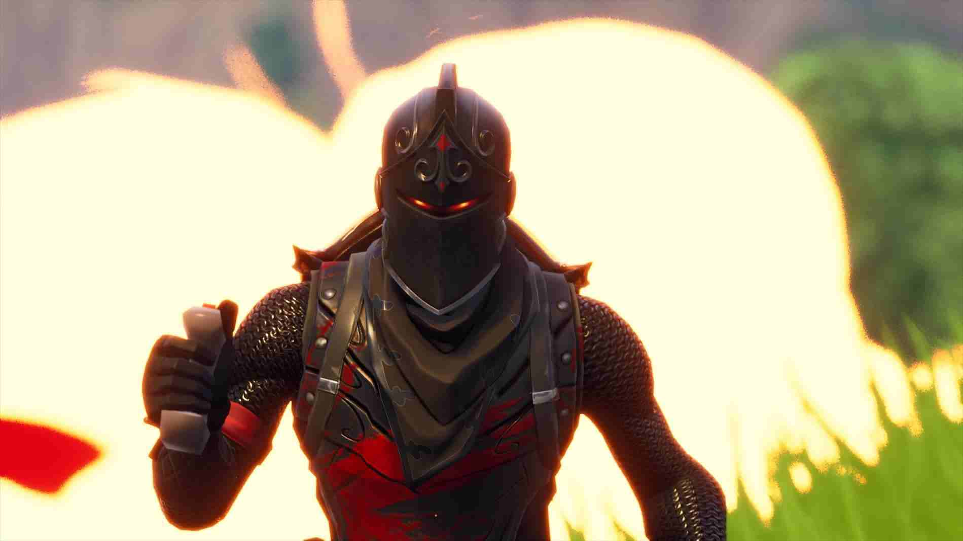 1899x1068 Wallpaper Fortnitebrrhredditcom Mobile Raven Black Knight Fortnite ...
