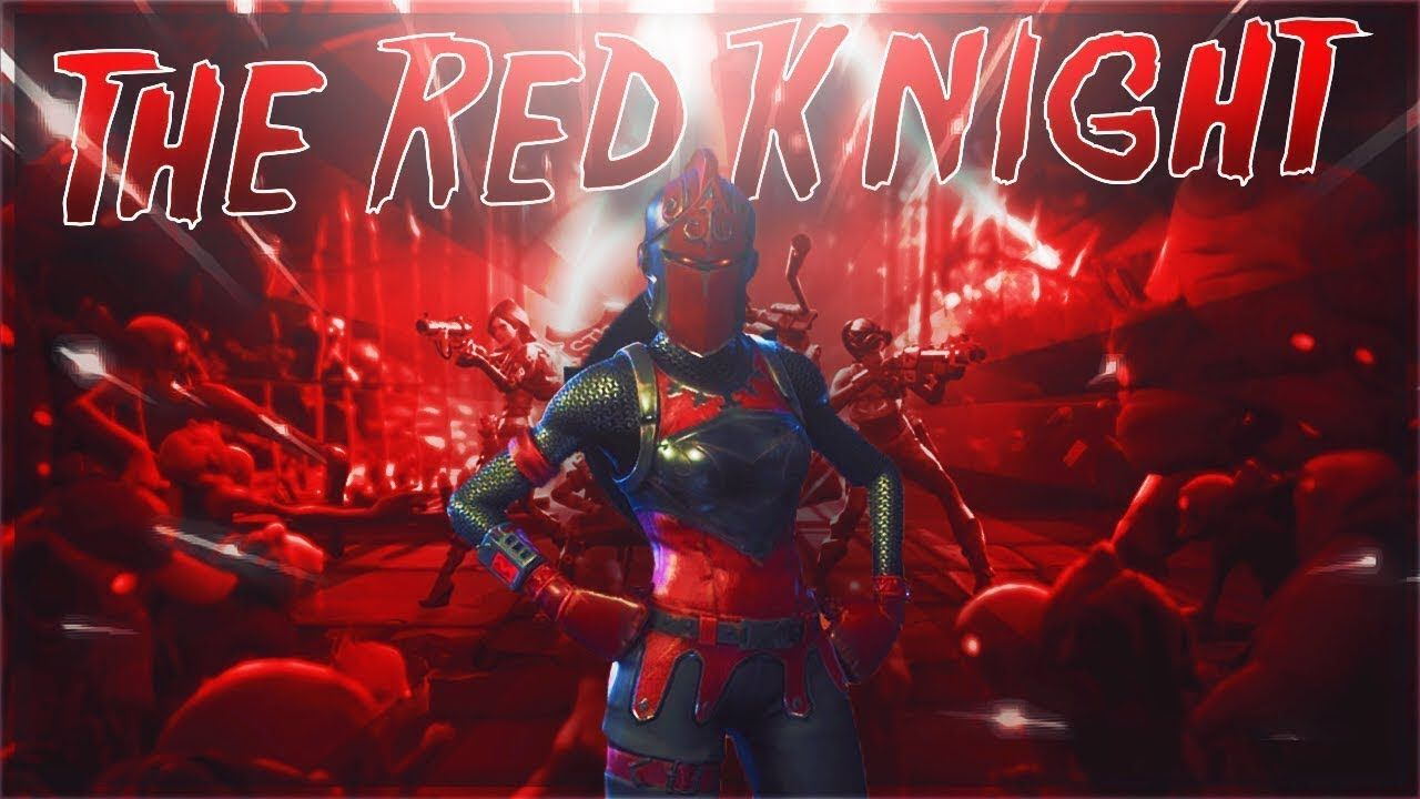 1280x720 NEW LEGENDARY RED KNIGHT SKIN |Fortnite red knight gameplay | - YouTube