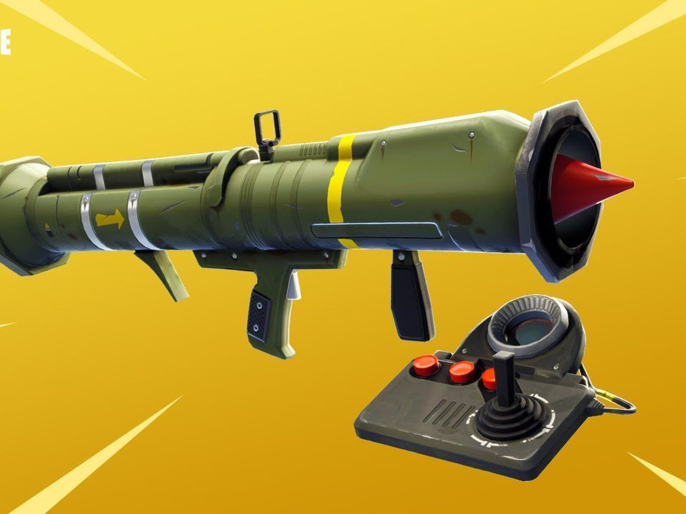 1400x1050 Fortnite's new guided missile launcher looks fun - Polygon