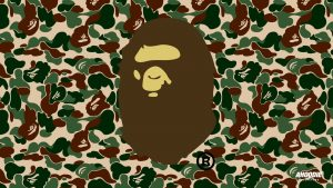 BAPE Camo Logo Wallpapers – Top Free BAPE Camo Logo Backgrounds