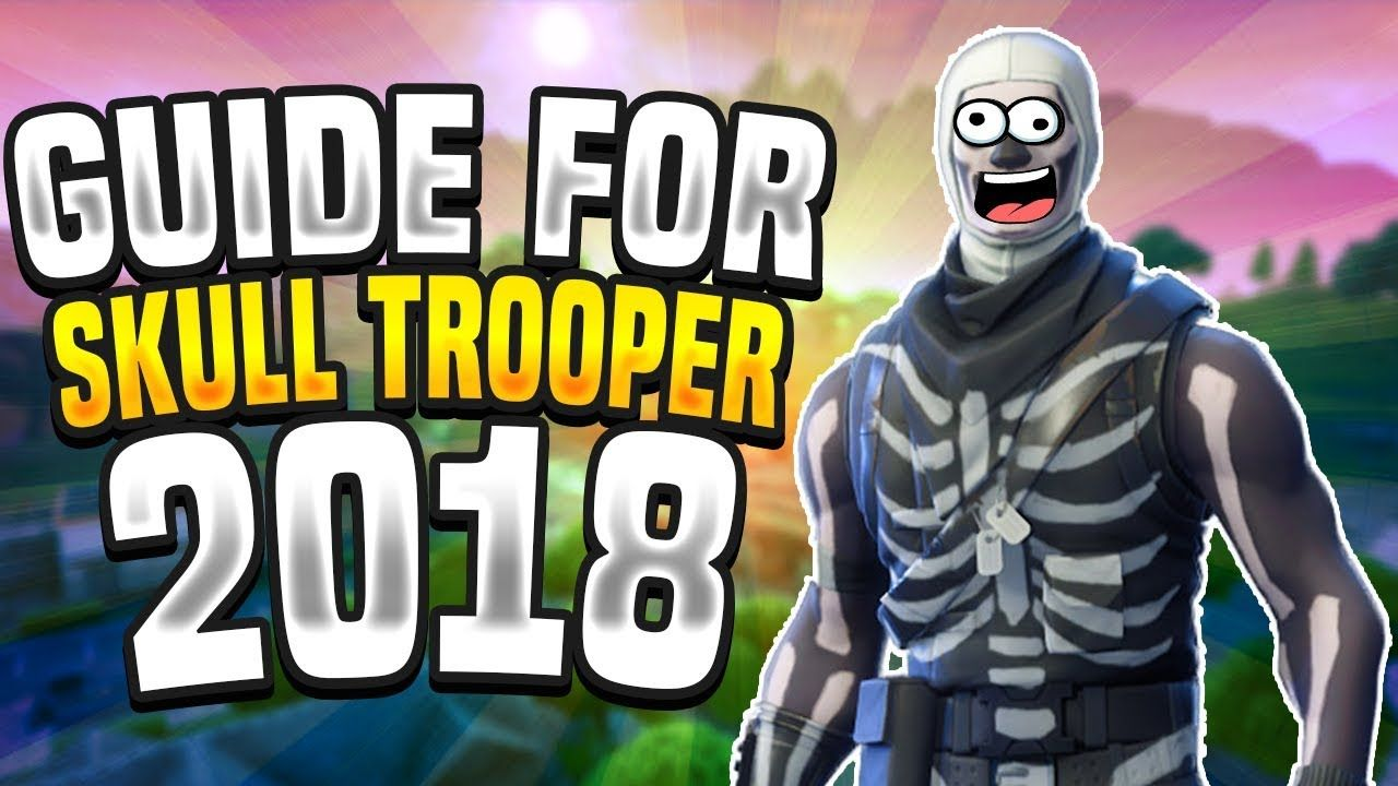 1280x720 How To Get The Skull Trooper In Fortnite 2018! Working Guide To Get ...