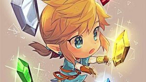 Chibi Link Wallpapers – Top Free Chibi Link Backgrounds