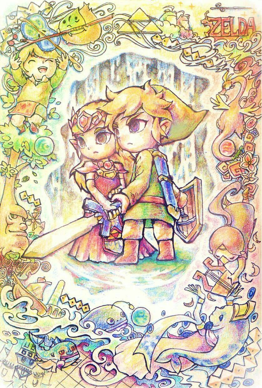 837x1240 The legend of Zelda | Video Games | Pinterest | Gaming, Video game ...