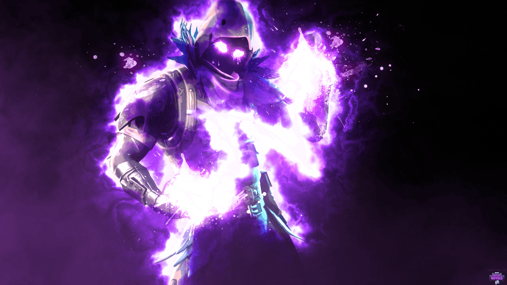 1920x1080 The Raven Lord (1080p Wallpaper, more versions in the comments ...